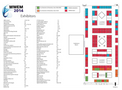WWEM 2014 Exhibitors List