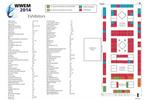 WWEM 2014 Exhibitors List