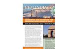 CEM India Floor plan