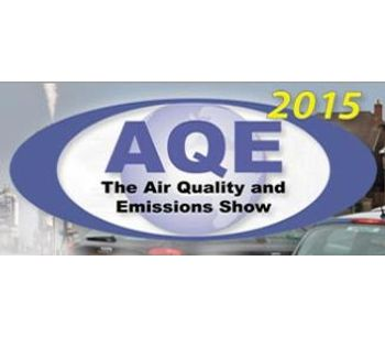 The Air Quality and Emissions Show (AQE) 2015