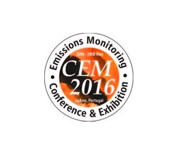 The 12th International Conference & Exhibition on Emissions Monitoring - CEM 2016
