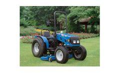 Vivid - Model DT Series - Compact Tractors
