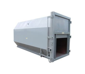 Intersteel - Compactor Containers