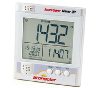 AtonPower - AtonPower-Meter