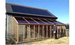 Polysolar - Cedar Greenhouse