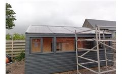Polysolar - Softwood Greenhouse