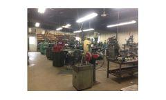 Full Manual Metal Machining Services