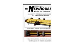Universal Flail Shredder- Brochure