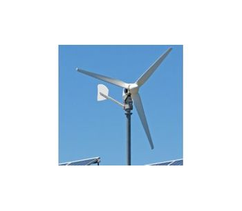 ANTARIS - Model 3.5 kW - Small Wind Turbines