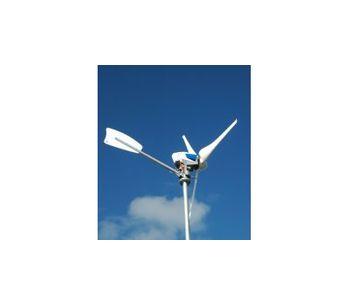 ANTARIS - Model 2.5 kW - Small Wind Turbines