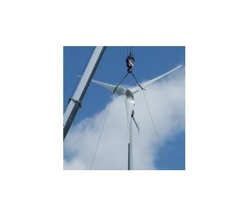 ANTARIS - Model 10.0 kW - Small Wind Turbines