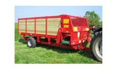 Model 990 Series - Forage Boxes