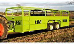HM Trailers - Cattle Trailers