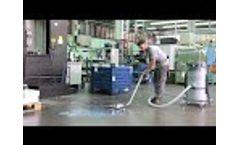 Nilfisk VHS120 Vacuum Video