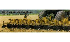 Alloway - Model 2040 Delta - Row Crop Cultivator