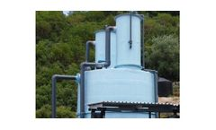 Hatchery Water Degasing and Filtration Systems