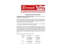 Bermuda King Row Sprig Planter Manual