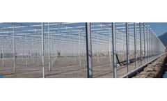 Complete Greenhouse Structure Project Services