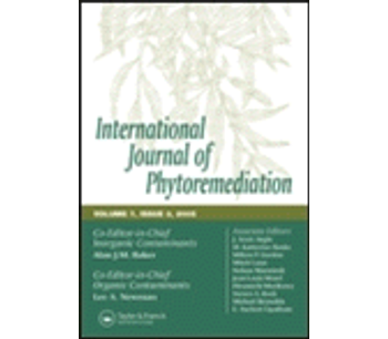 International Journal of Phytoremediation