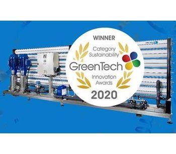 Van der Ende Groep's Nexus HPRO wins GreenTech Sustainability Award