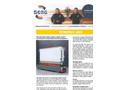 Benomic - Model AGV - Harvesting Wagon Brochure