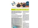 Model 150 - Pipe Rail Spray Trolley Brochure
