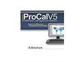 Version ProCalV5 - Quality Management Practices Software- Brochure