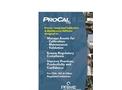ProCal Software - Brochure