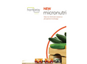 Hortipray - Micronutri Fe - Microelement for Plant Growth - Brochure