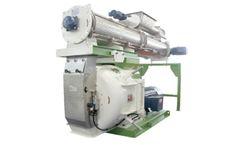 Zhengchang - Model SZLH 678DW - High Efficiency Pig Feed Pellet Mill
