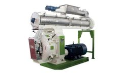 Zhengchang - Model SZLH428 - Livestock and Poultry Feed Pellet Mill