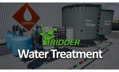 Water Treatment Solutions for every greenhouse by Ridder Group - Video