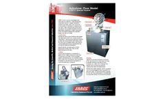 Labec - Model AA20-HT - Floor Autoclave Brochure