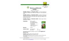 TerraBRILL - Universal Organic Peat-Free Substrate - Datasheet