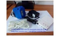 Tofine - Model WLD807 - Water Leak Detection & Alarm System