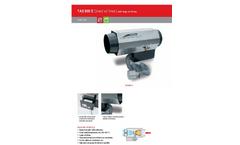 Thermobile - Model TAS 800 E - Suspended Oil Fired Heater - Brochure