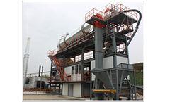 White-Birch - Model LBJ - Asphalt Recycling Plant