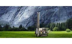 Model MD 300 - Hydraulic Drilling Rig