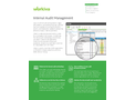 Workiva - Internal Audit Management Software Brochure