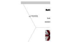 Multifan - Axial Fan- Brochure