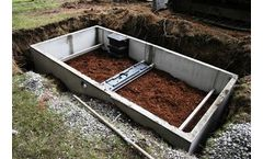 Bio React - Septic Self-Contained Underground Wastewater Treatment System