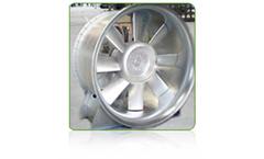 CK Airtech - Axial Flow Fans