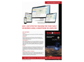 Trac Down - Model DGPS4U - Tracking System Brochure