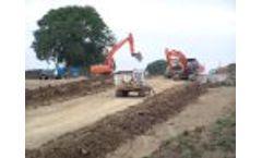 DMJ Drainage Trenching 3 Video