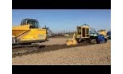 Installation of Land Drainage on Problematic Arable Land Video
