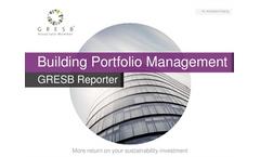 SoFi - Version PSM - Building Portfolio Sustainability Management Software - Brochure