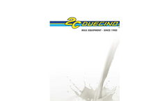 Dairy Plants and Equipment- Brochure