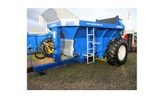 Agri-Spread - Rear Discharge Manure Spreaders