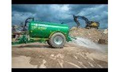 Dust Suppressors for Quattro UK - MAJOR Industrial Tanker Solutions Video