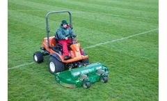 Major - Model MJ61 - Synergy Out Front Rotary Decks Mowers